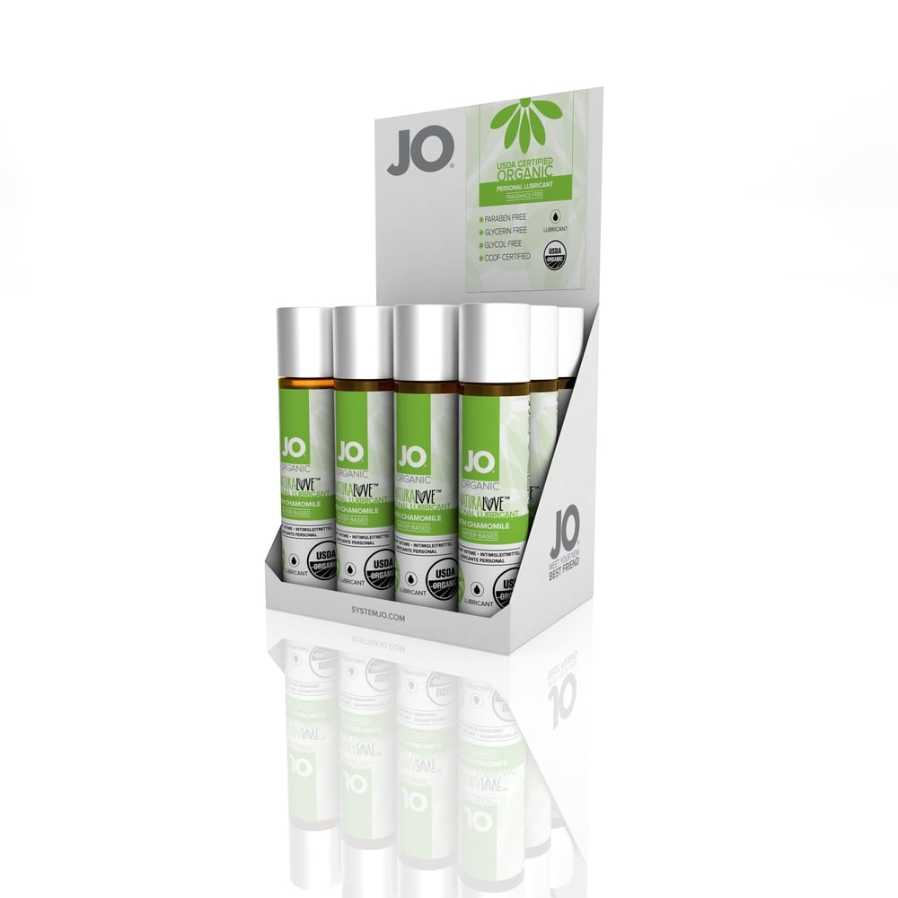 41001 - JO NATURALOVE™ USDA ORGANIC LUBRICANT - ORIGINAL - 1fl.oz 30mL (MOQ 12 units - Includes Counter Display) - NEW FORMULA! .jpg