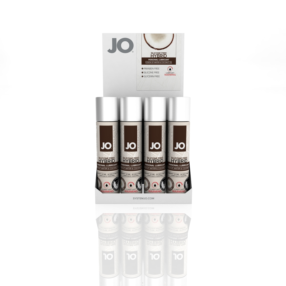 10556 - JO SILICONE FREE HYBRID LUBRICANT WITH COCONUT - WARMING - 1fl.oz30mL Display001.jpg