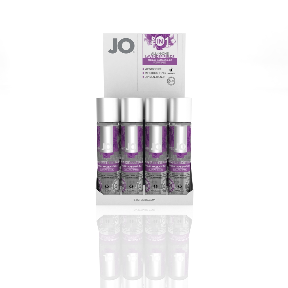 10146 - JO ALL-IN-ONE MASSAGE GLIDE - 1fl.oz 30mL LAVENDER Display.jpg