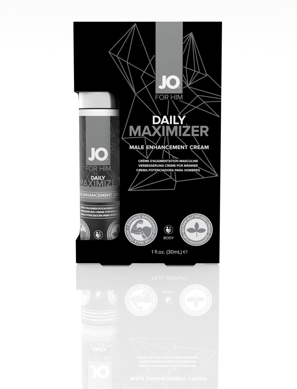 40664 - JO DAILY MAXIMIZER - MALE ENHANCEMENT CREAM - 1fl.oz30mL.jpg