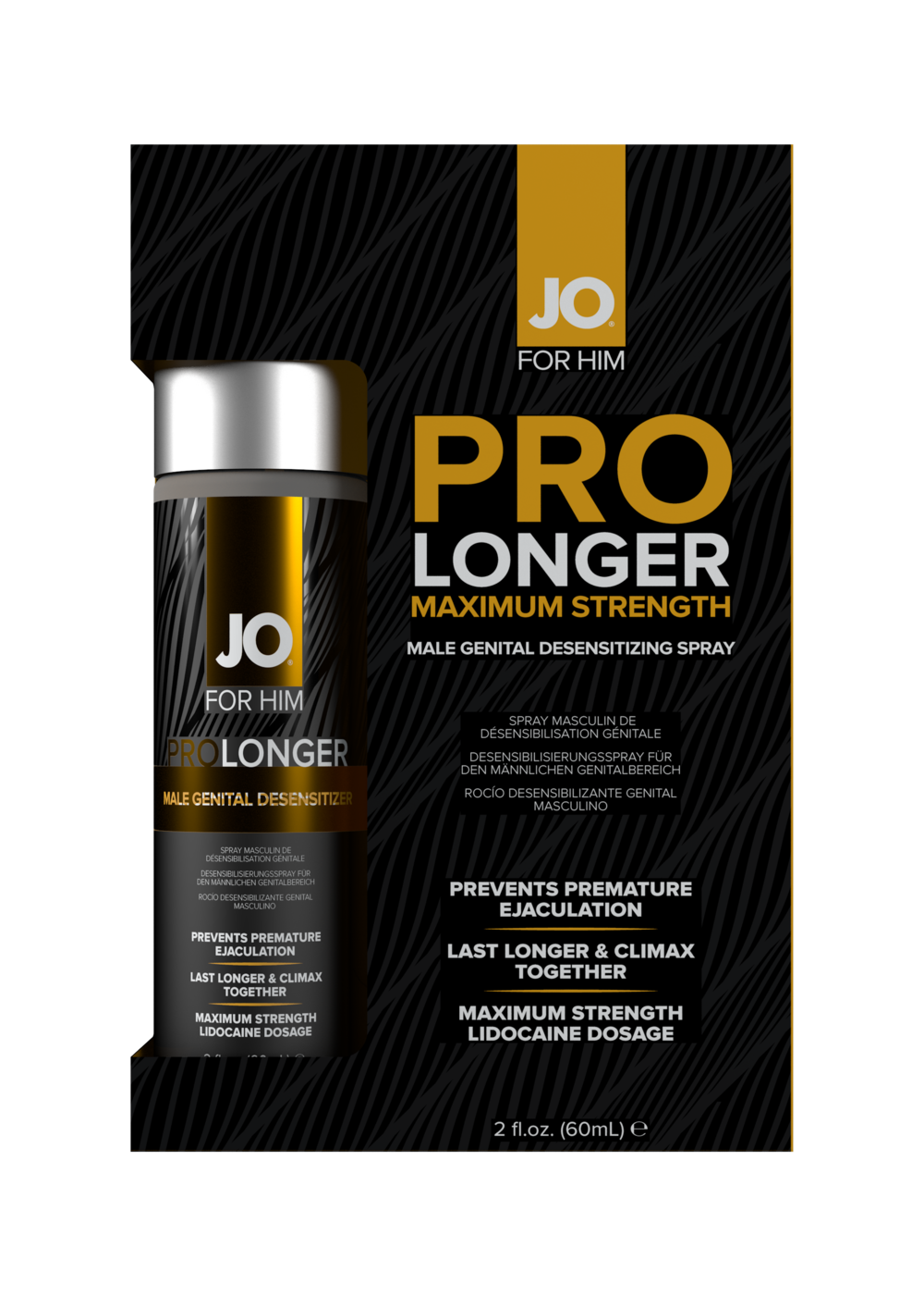 JO Prolonger Benzocaine