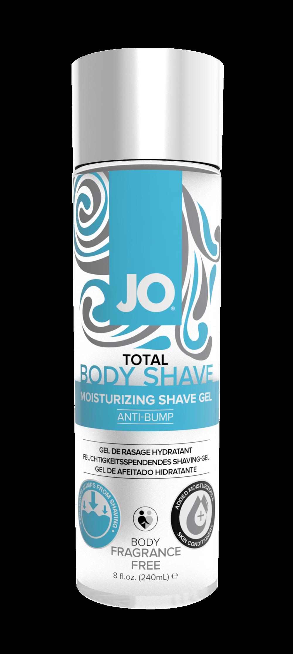 JO Total Body Shave