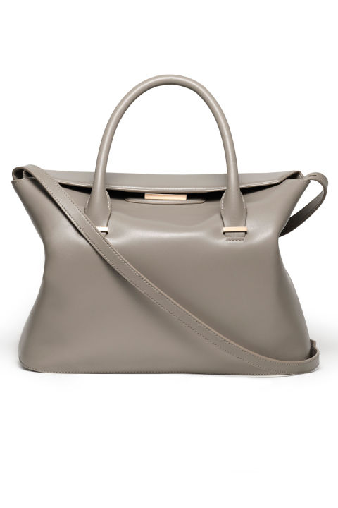The Row tote, $2,250,saksfifthavenue.com. COURTESY SAKS FIFTH AVENUE