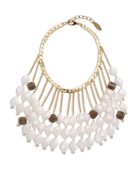 Tanner Bib Necklace $ 22.50 USD