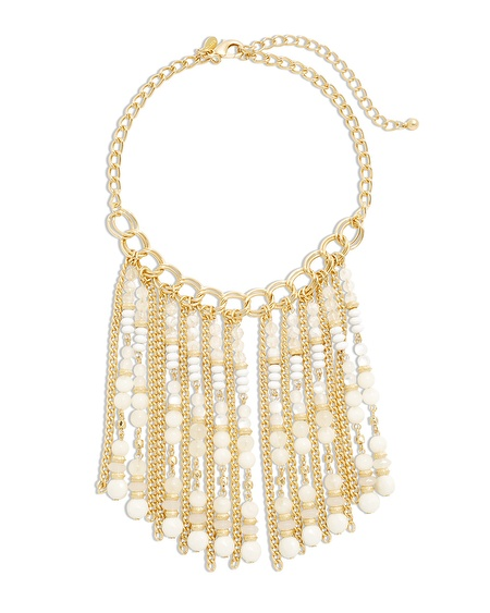 Ester Fringe Necklace $17.50
