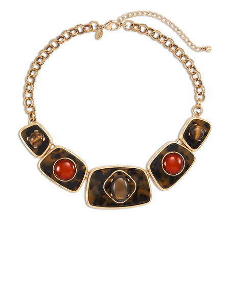 Sienna Bib  Necklace $ 79