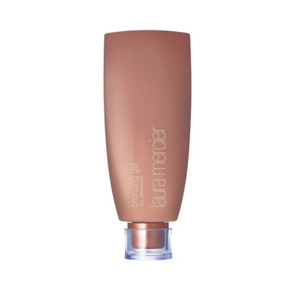 Blend this formula over your face for an effortless sheer look.  Bronzing Gel,  Laura Mercier   $32