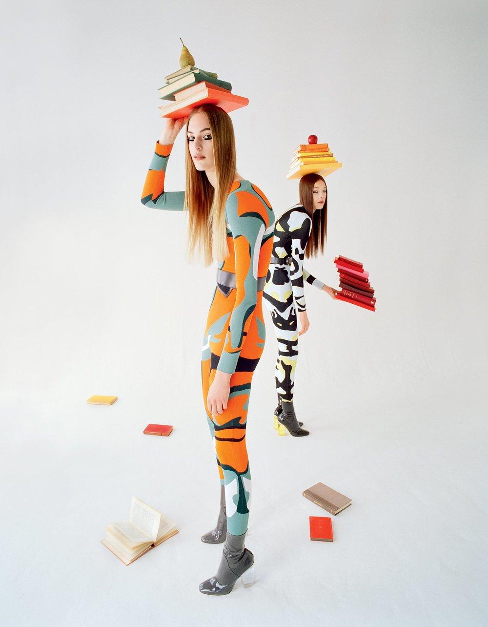 Vanessa Axente in Christian Dior