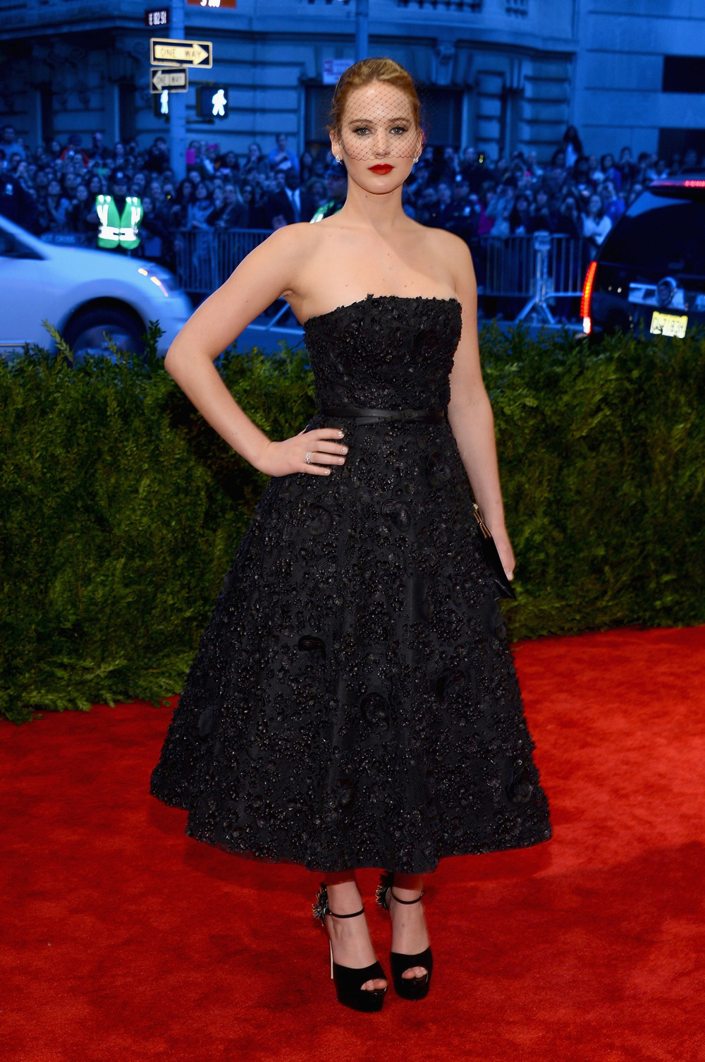 The Met Costume Institute Gala, May 2013.  Photo:Larry Busacca/Getty Images