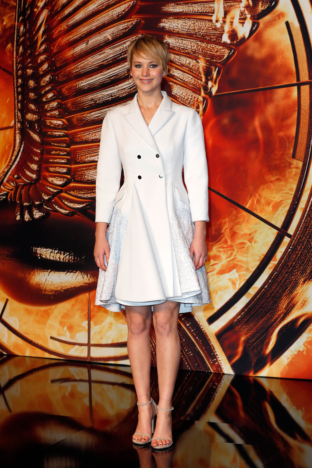 The Hunger Games: Catching Fire Berlin premiere, November 2013.   Photo:Franziska Krug/Getty Images