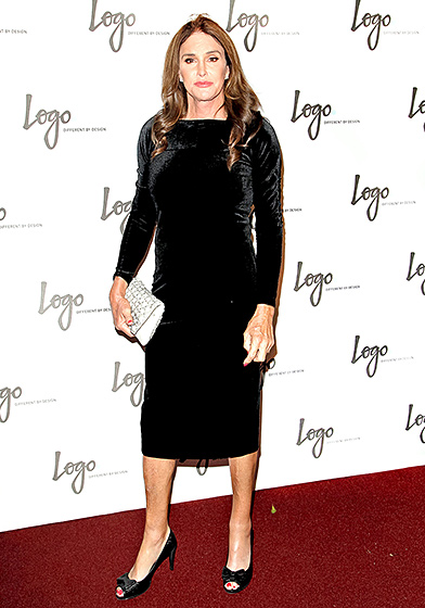 "Black Velvet, If You Please  Jenner made her official red carpet debut at Logo TV's ""Beautiful As I Want to Be"" web series launch party in L.A. on Oct. 27, 2015, wearing a fitted, black velvet dress with a boat neckline. She teamed the LBD with an embellished white clutch and bow-topped peep-toes.  Read more:  http://www.usmagazine.com/celebrity-style/pictures/caitlyn-jenner-best-style-moments-2015157/47827#ixzz3qRJUrFrm   Follow us:  @usweekly on Twitter  