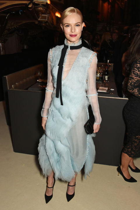 KATE BOSWORTH in Erdem GETTY