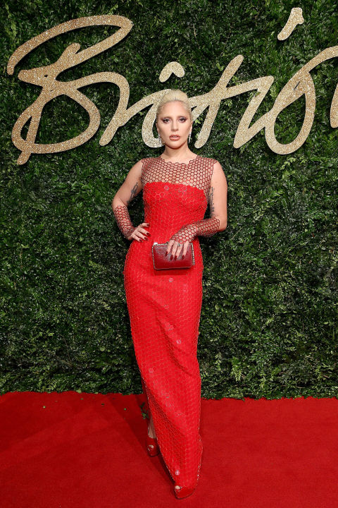 LADY GAGA GETTY
