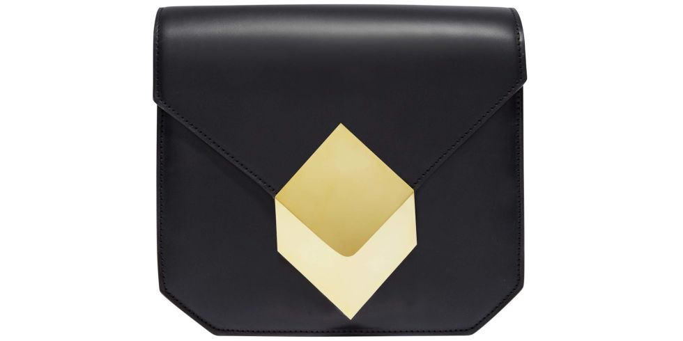 Pierre Hardy bag, $1,595, 646-449-0070. STUDIO D
