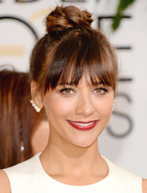 And Rashida Jones, for pearls.