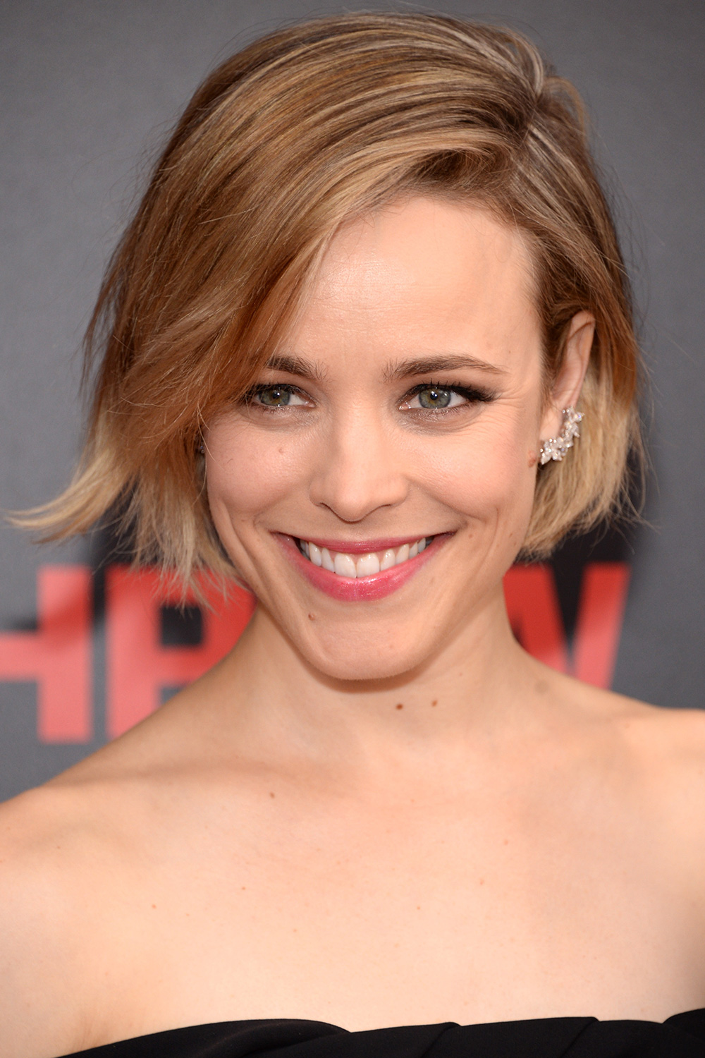 July: Rachel McAdams Several celebrities went for the chop this year and Rachel McAdams showcased her shiny, smooth bob at the ESPY Awards. Getty Images