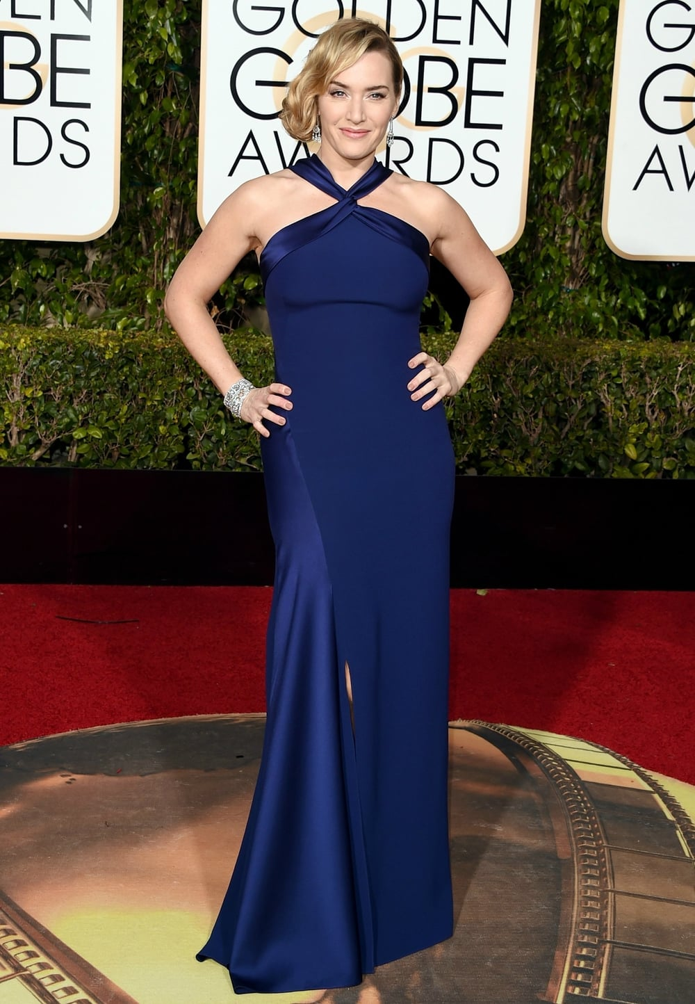 Kate Winslet in Ralph Lauren