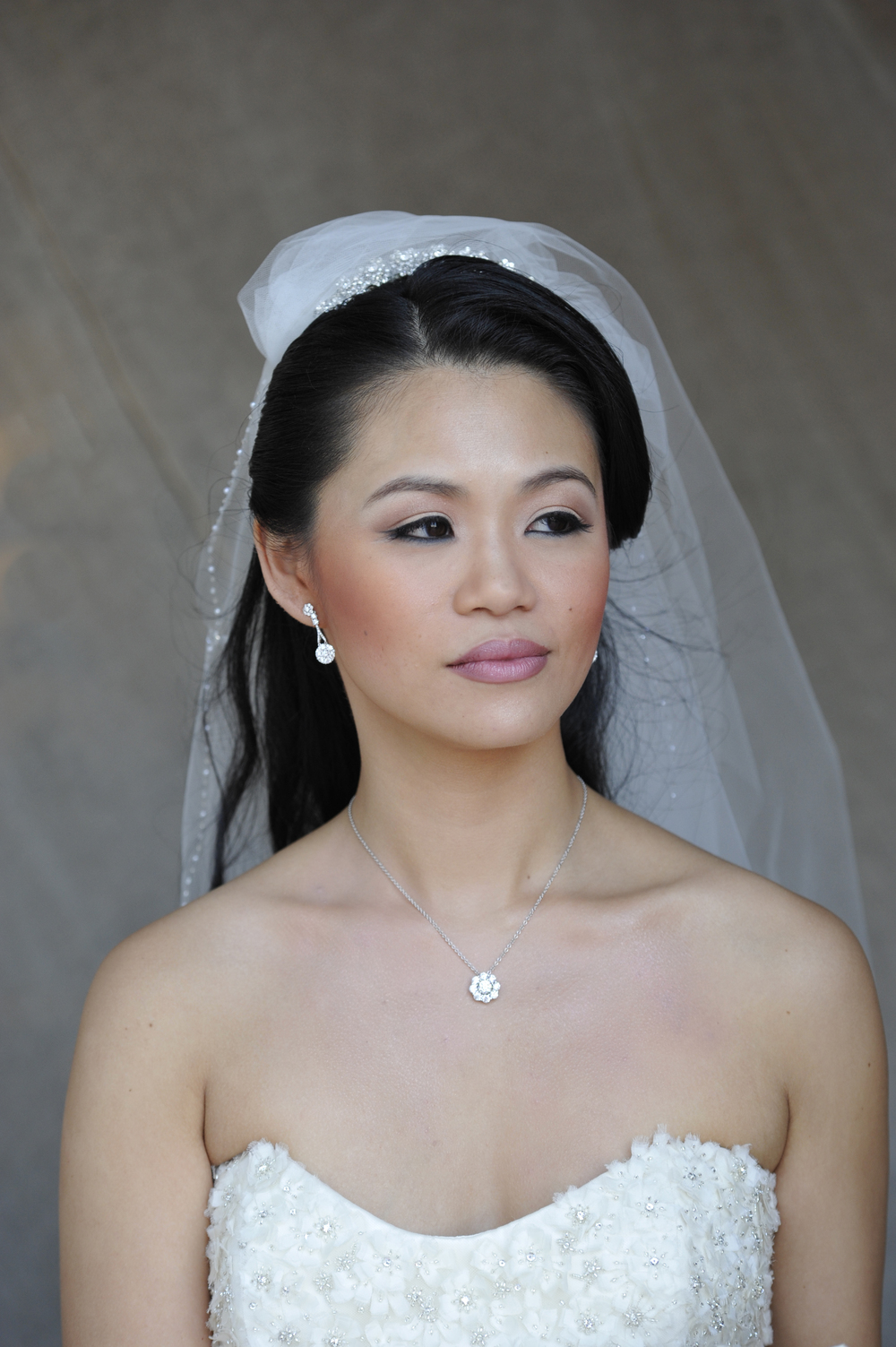 Bride Jessica Wong / Photo by Kenny Pang