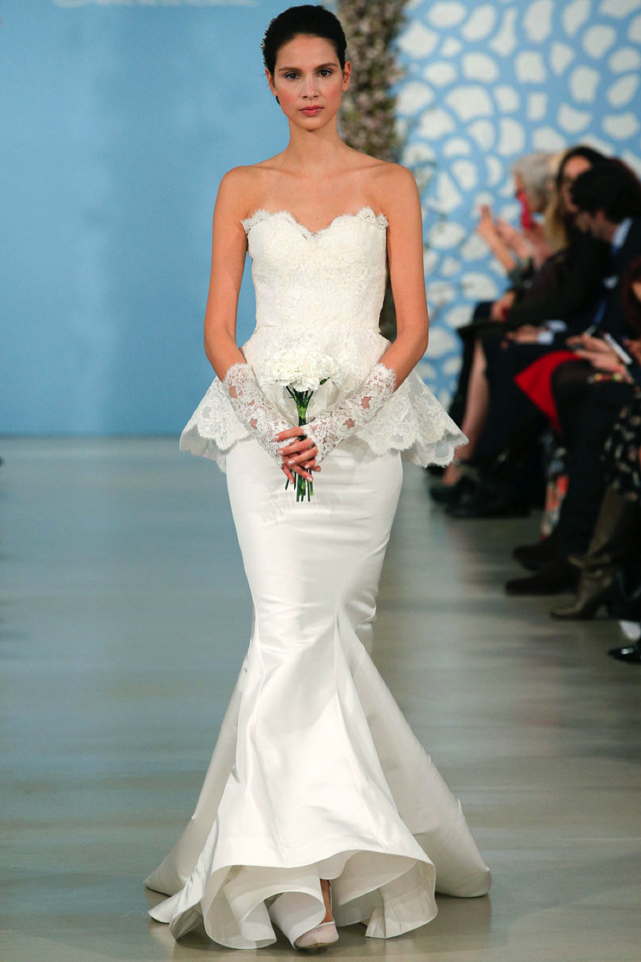 The Best of Bridal Market Week Spring 2014 — Bridal Hair And Makeup ...
