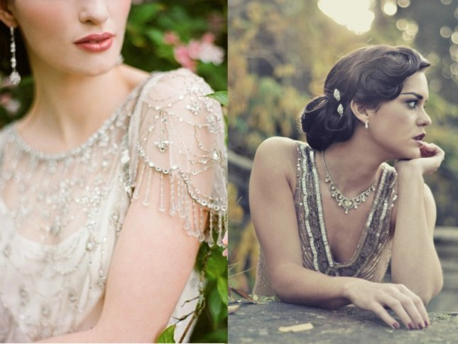 How To Have A Great Gatsby Wedding Bridal Hair And Makeup Nyc