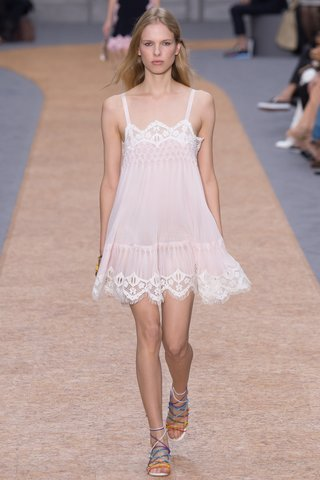 Chloé   The perfect baby doll dress.  Photo: Indigitalimages.com