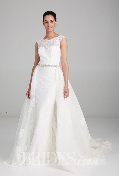Wedding dress by  Impression Brida l    Photo: John Scott