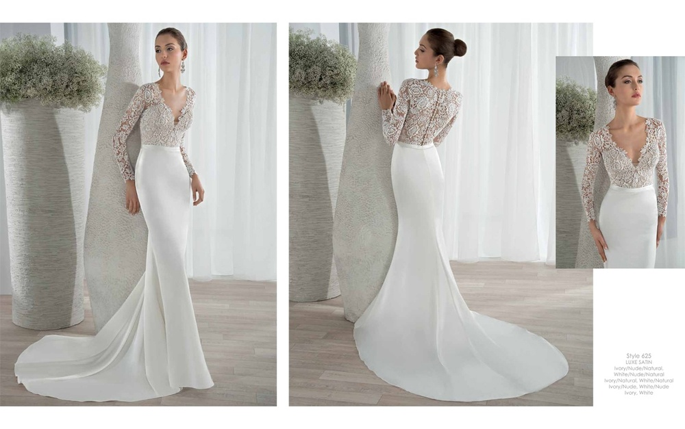 Demetrios Wedding Gown — Bridal Hair And Makeup NYC - Makeup Artist ...