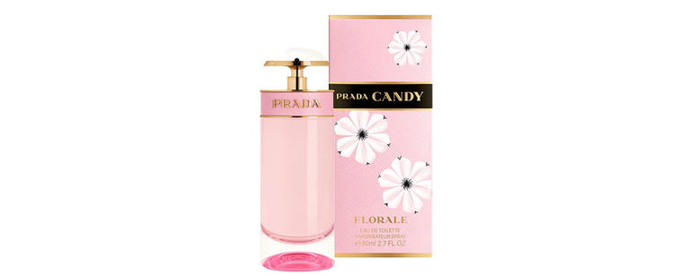 Your fancy affair deserves an equally guilty indulgence. A yummy floral combo makes this perfume as addicting as its namesake -- you won't be able to get enough of this sweet scent. Candy Florale Eau de Toilettee, $90 for 2.7 oz., Prada,  NeimanMarcus.com