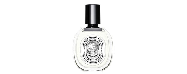 Fresh, crisp and perfect for an oceanfront affair, this perfume is a fragrant landscape with hints of sea fennel and apple blossom. Florabellio eau de toilette, $90 for 1.7 oz.,  DiptyqueParis.com