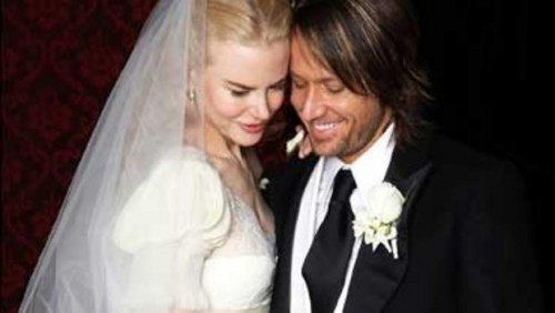 Needless to say, Nicole found herself a good man. Her wedding to singer Keith Urban in 2006 is another one of the most talked about weddings too. It may be a little low-profile, but it was still a romantic affair, judging from the wedding photos that were released.