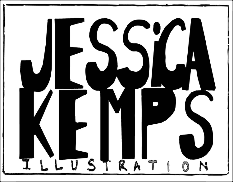 Jessica Kemps Illustration