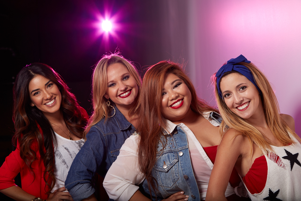 Stylist Group Shot - Vanessa, Ashley, Vivian, Dani