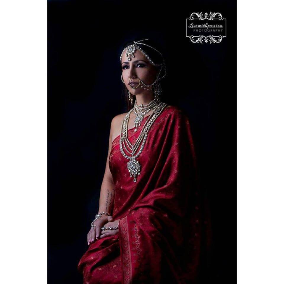 Persian photo: Live With Passion Photography  Theme and Makeup: Sarika Mehta
