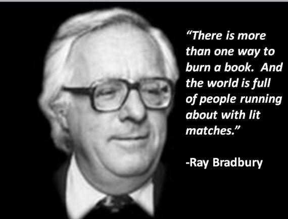 Bradbury always gave good a voice.