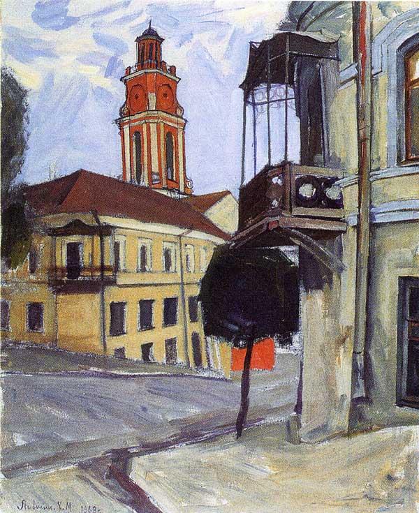 View of Vitebsk