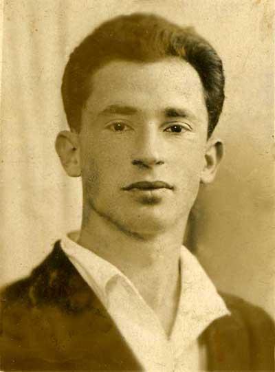 Chaim Livchitz,Leningrad, 1935