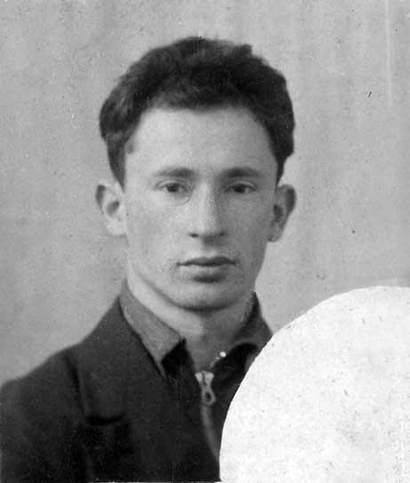 Chaim Livchitz, Leningrad, 1938