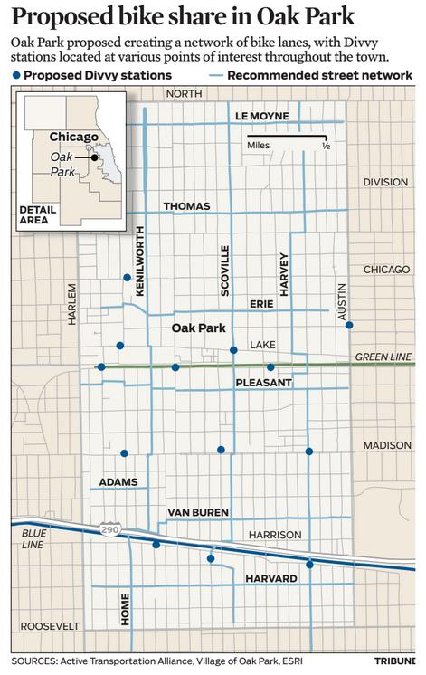 Map | Chicago Tribune