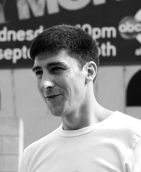 David Belle, considered to be the founder of Parkour.