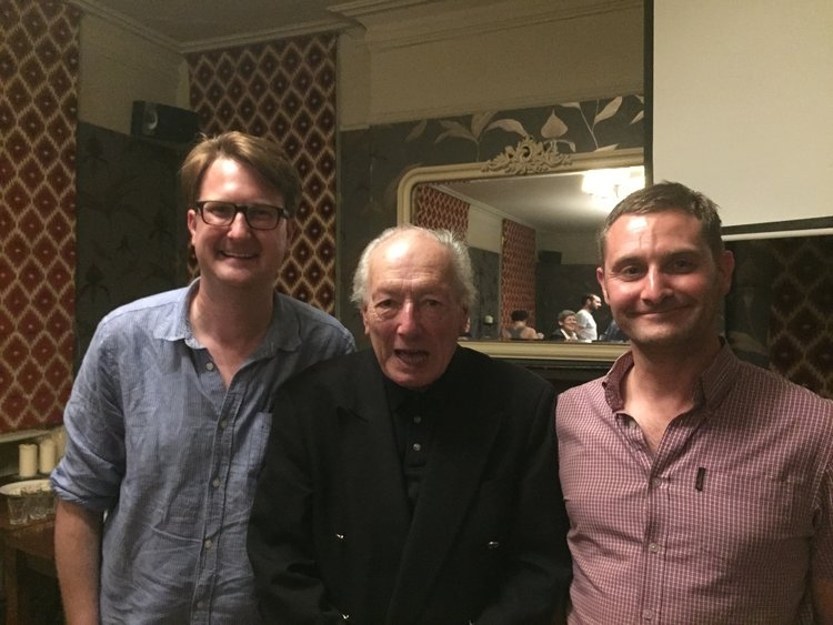 Wicker Man: Q&A with Robin Hardy