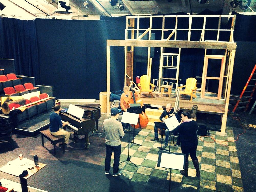 """Rehearsing Sarah Kirkland Snider's """"Pale as Centuries"""""""
