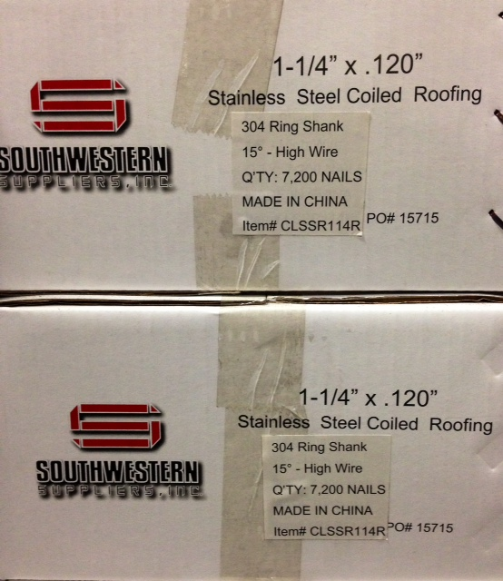 Automated Fasteners Nails Amp Screws Southwestern