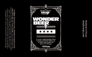 Wonder Beer Bodywash