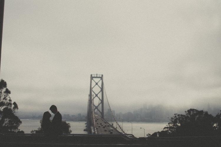 Josh & KT, San Francisco