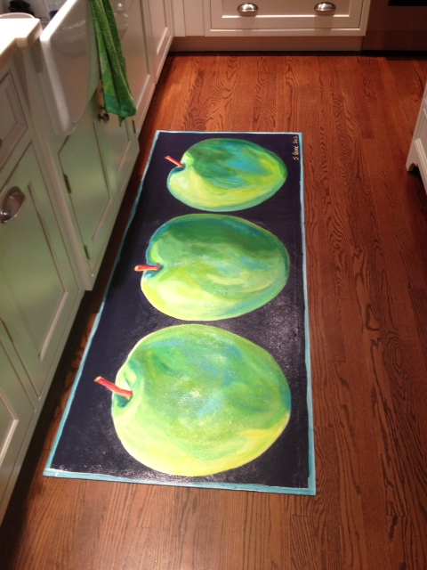 3 Apples Runner (Darien, CT)
