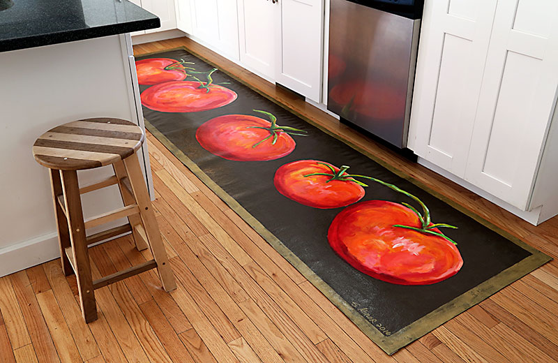 10' Custom Tomatoes Runner