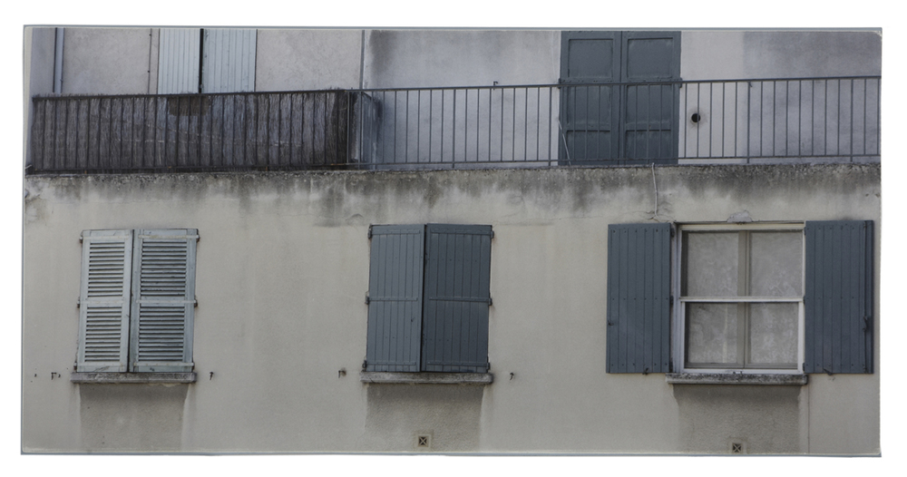 Windows, South of France