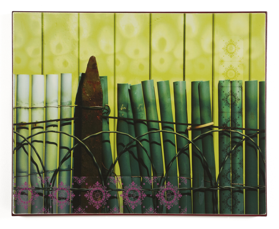 Green Fence, $800