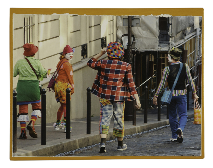 Clowns, Paris