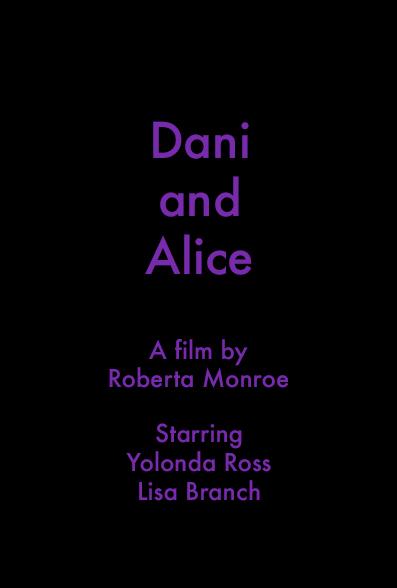 Dani and Alice